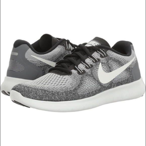 ec0253906622 Nike Free Run 2017 Wolf Grey size 8